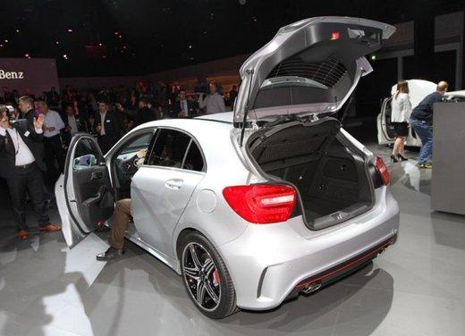 Nuova Mercedes Classe A, prezzi da 22.990 euro - Foto 6 di 21