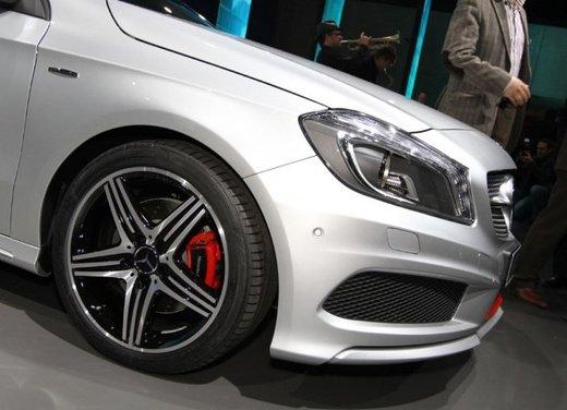 Nuova Mercedes Classe A, prezzi da 22.990 euro - Foto 7 di 21