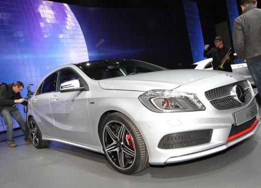 Nuova Mercedes Classe A, prezzi da 22.990 euro - Foto 1 di 21