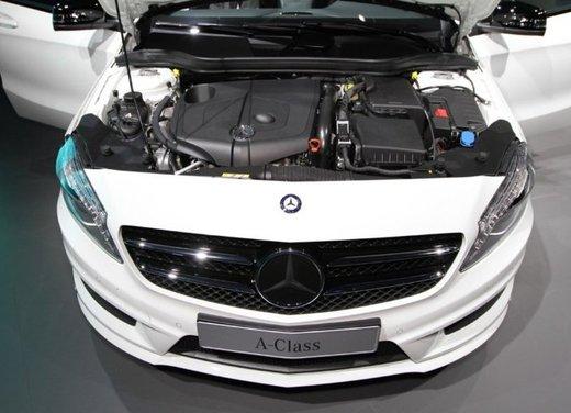Nuova Mercedes Classe A, prezzi da 22.990 euro - Foto 8 di 21