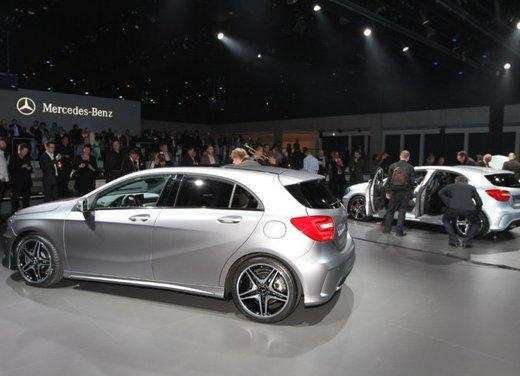 Nuova Mercedes Classe A, prezzi da 22.990 euro - Foto 10 di 21