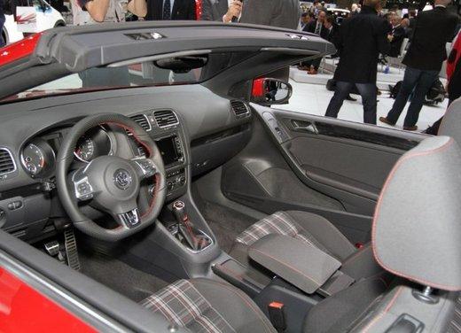 Volkswagen Golf GTI Cabrio - Foto 18 di 25