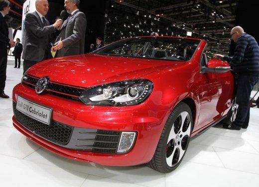 Volkswagen Golf GTI Cabrio - Foto 19 di 25