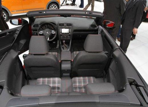 Volkswagen Golf GTI Cabrio - Foto 24 di 25