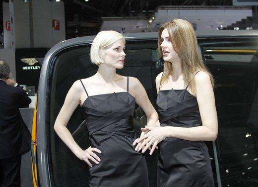 Tutte le più belle ragazze del Salone di Ginevra 2012 - Foto 3 di 24