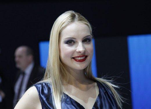 Tutte le più belle ragazze del Salone di Ginevra 2012 - Foto 8 di 24