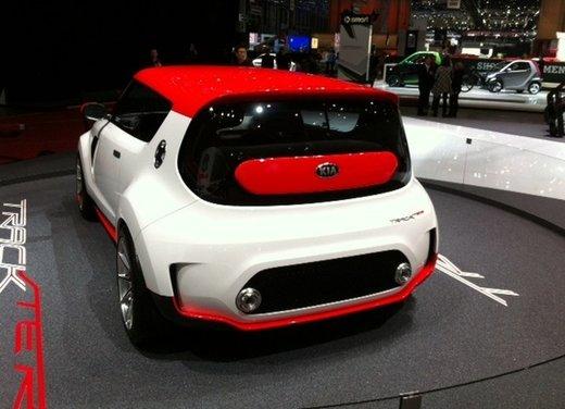 Kia Track'ster Concept - Foto 10 di 29
