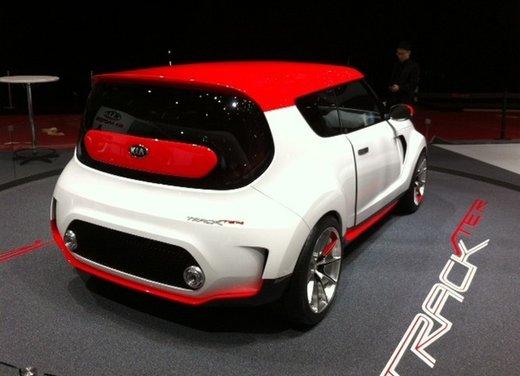 Kia Track'ster Concept - Foto 11 di 29