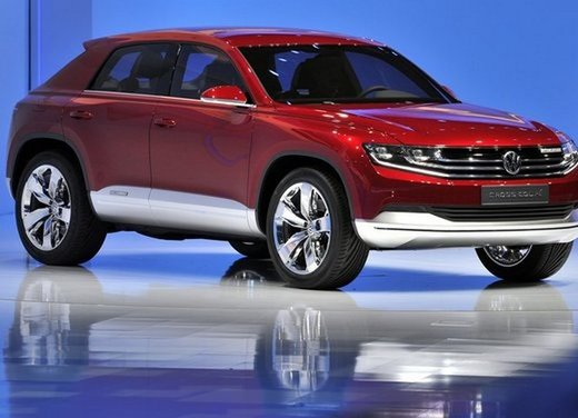 Volkswagen Cross Coup?