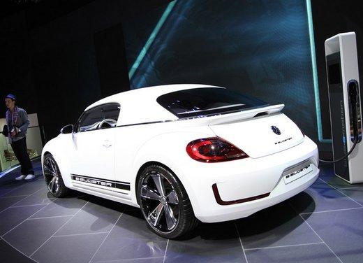 Volkswagen E-Bugster Concept - Foto 11 di 15
