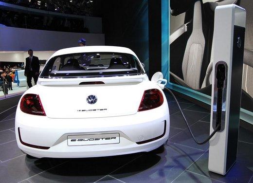 Volkswagen E-Bugster Concept - Foto 13 di 15