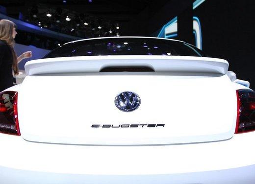 Volkswagen E-Bugster Concept - Foto 14 di 15