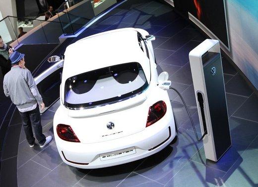 Volkswagen E-Bugster Concept - Foto 15 di 15