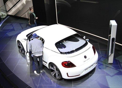 Volkswagen E-Bugster Concept - Foto 1 di 15