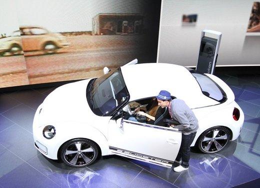 Volkswagen E-Bugster Concept - Foto 2 di 15