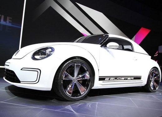 Volkswagen E-Bugster Concept - Foto 3 di 15