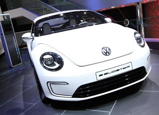 Volkswagen E-Bugster Concept - Foto 4 di 15