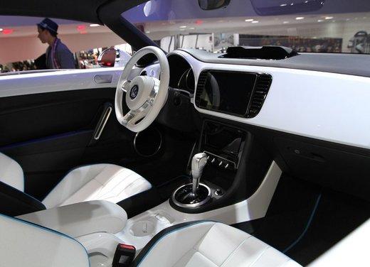 Volkswagen E-Bugster Concept - Foto 6 di 15