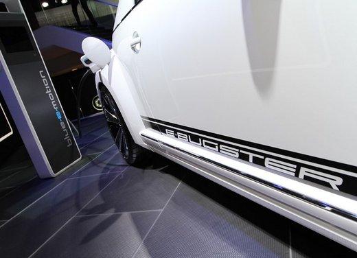 Volkswagen E-Bugster Concept - Foto 7 di 15