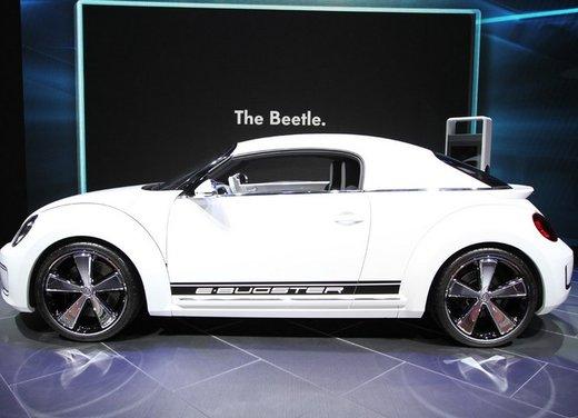 Volkswagen E-Bugster Concept - Foto 9 di 15