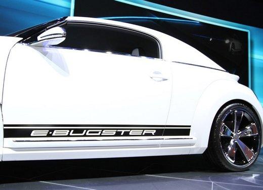 Volkswagen E-Bugster Concept - Foto 10 di 15