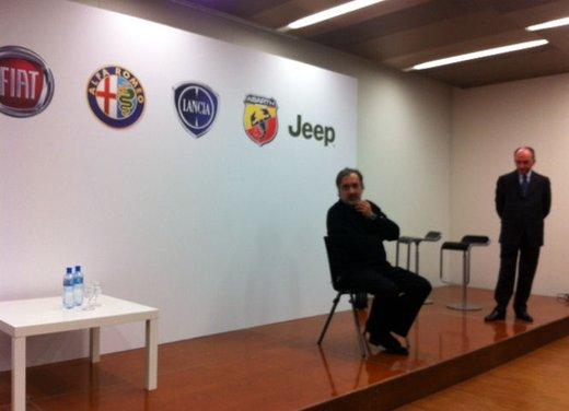 Il successore di Sergio Marchionne nominato solo dopo il 2015 - Foto 1 di 17