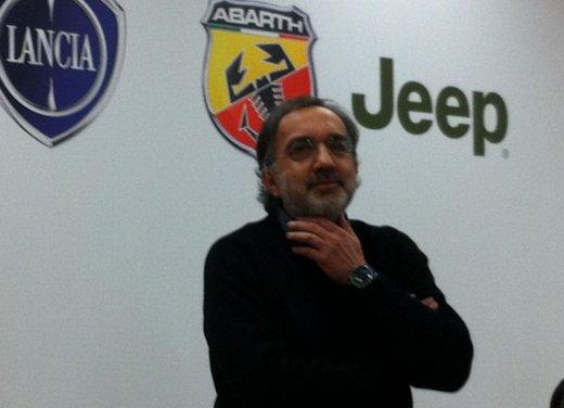 Sergio Marchionne - Foto 2 di 17