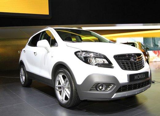 Opel Mokka, prezzi e promozioni del nuovo SUV compatto Opel - Foto 14 di 16