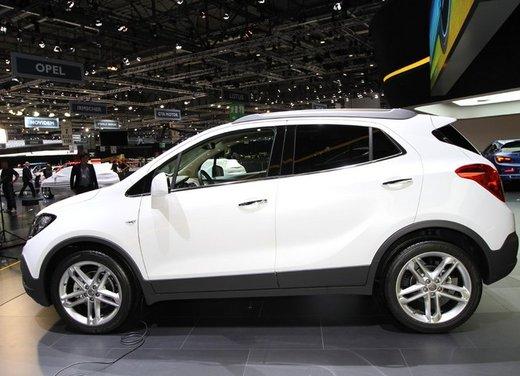 Opel Mokka, prezzi e promozioni del nuovo SUV compatto Opel - Foto 13 di 16