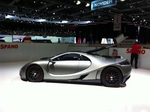 Le più belle e lussuose auto del Salone di Ginevra 2012 - Foto 26 di 29