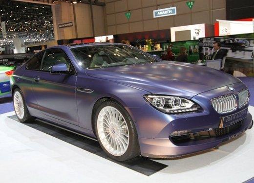 BMW Serie 6 Alpina B6 Biturbo - Foto 4 di 20