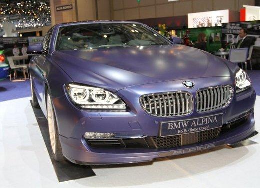 BMW Serie 6 Alpina B6 Biturbo - Foto 6 di 20