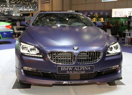 BMW Serie 6 Alpina B6 Biturbo - Foto 7 di 20