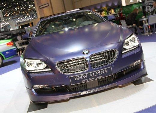 BMW Serie 6 Alpina B6 Biturbo - Foto 8 di 20