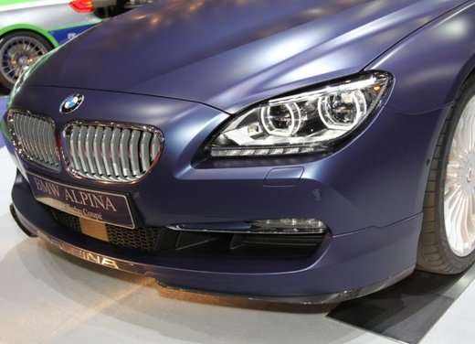 BMW Serie 6 Alpina B6 Biturbo - Foto 9 di 20
