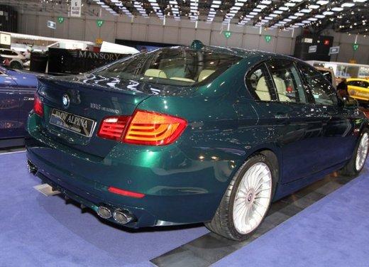 BMW Serie 6 Alpina B6 Biturbo - Foto 12 di 20