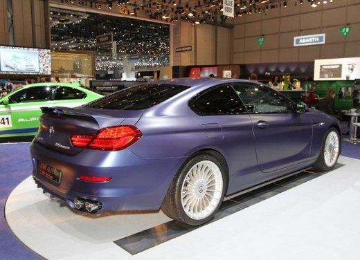 BMW Serie 6 Alpina B6 Biturbo - Foto 15 di 20