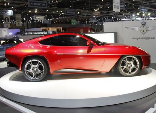Alfa Romeo Disco Volante by Touring Superleggera - Foto 3 di 20
