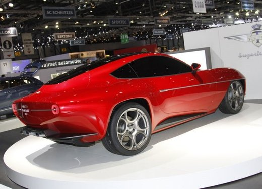 Alfa Romeo Disco Volante by Touring Superleggera - Foto 4 di 20
