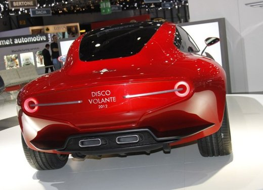Alfa Romeo Disco Volante by Touring Superleggera - Foto 5 di 20