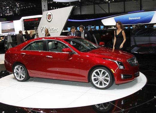 Cadillac ATS - Foto 6 di 11