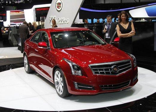 Cadillac ATS - Foto 8 di 11
