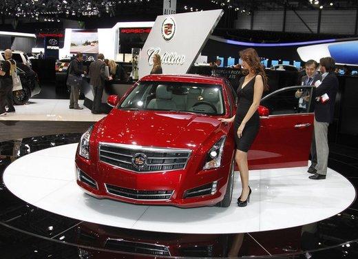 Cadillac ATS - Foto 7 di 11