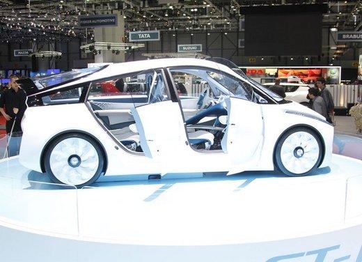 Toyota FT-Bh - Foto 5 di 11