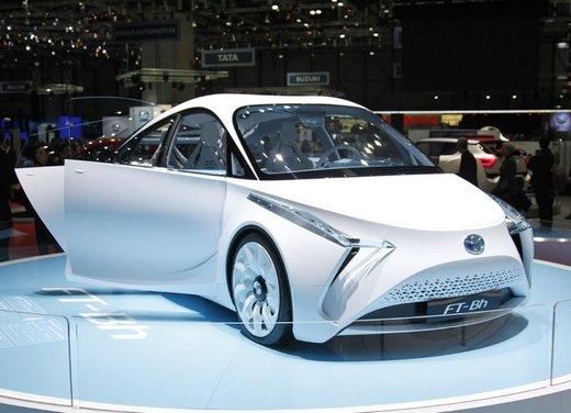 Toyota FT-Bh - Foto 6 di 11