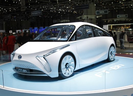 Toyota FT-Bh - Foto 8 di 11