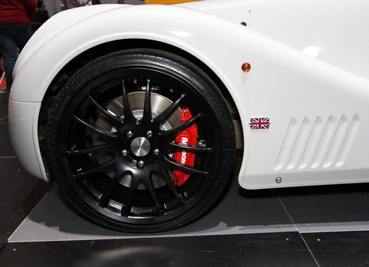 Morgan Aero Coupè - Foto 6 di 16