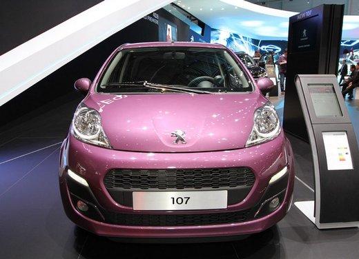 Peugeot 107 - Foto 1 di 21