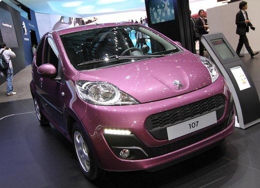Peugeot 107 - Foto 2 di 21