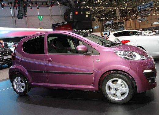 Peugeot 107 - Foto 3 di 21